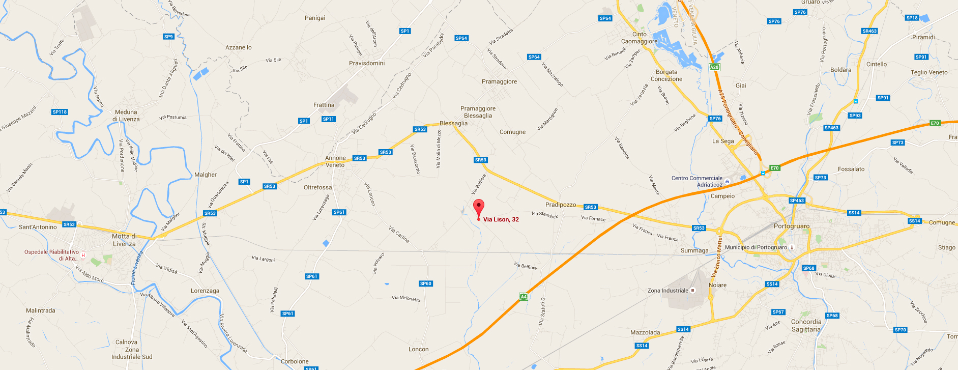 CAV-Map